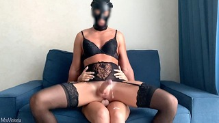 Goddess Made Him Her Slut and Fucked His Slutty Ass