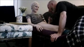 Riley Storm Gives Extra Sunday Sunrise Coffee Treat to Step Dad